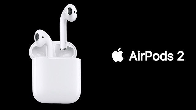 AirPods2 фото