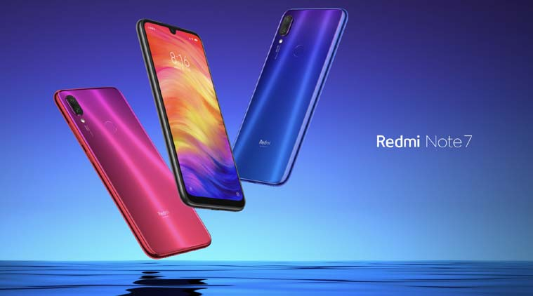 redmi note 7 xiaomi