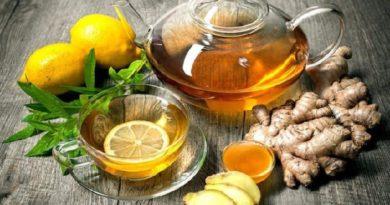 як заварювати чай з імбиром