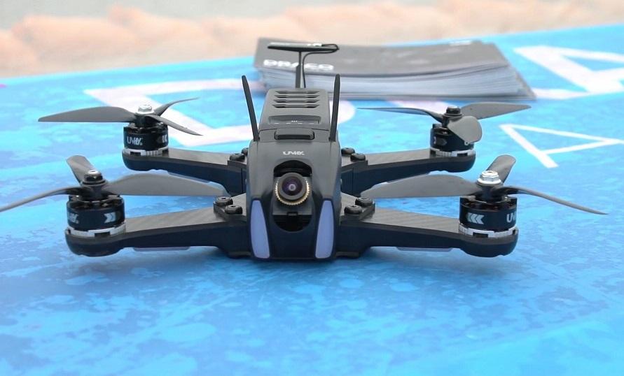 фото дрона UVIFY DRACO HD