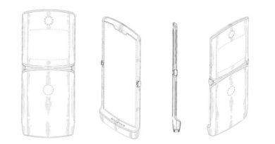 motorola razr skladnoy smartfon