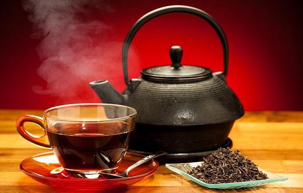 як правильно заварювати чорний чай