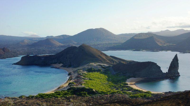 Морские захватчики роятся на Галапагосских островах