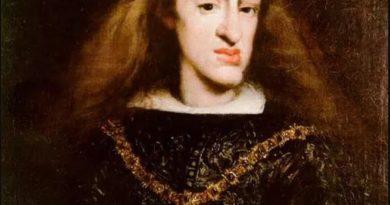 Карл Второй испанский фото