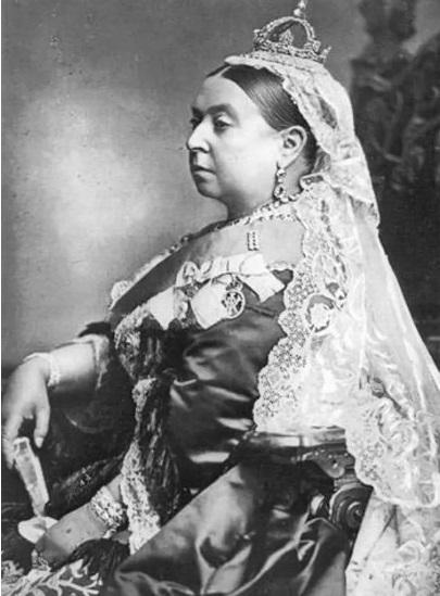 королева Виктория фото