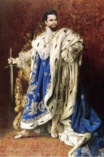 Людвиг Второй Баварский фото