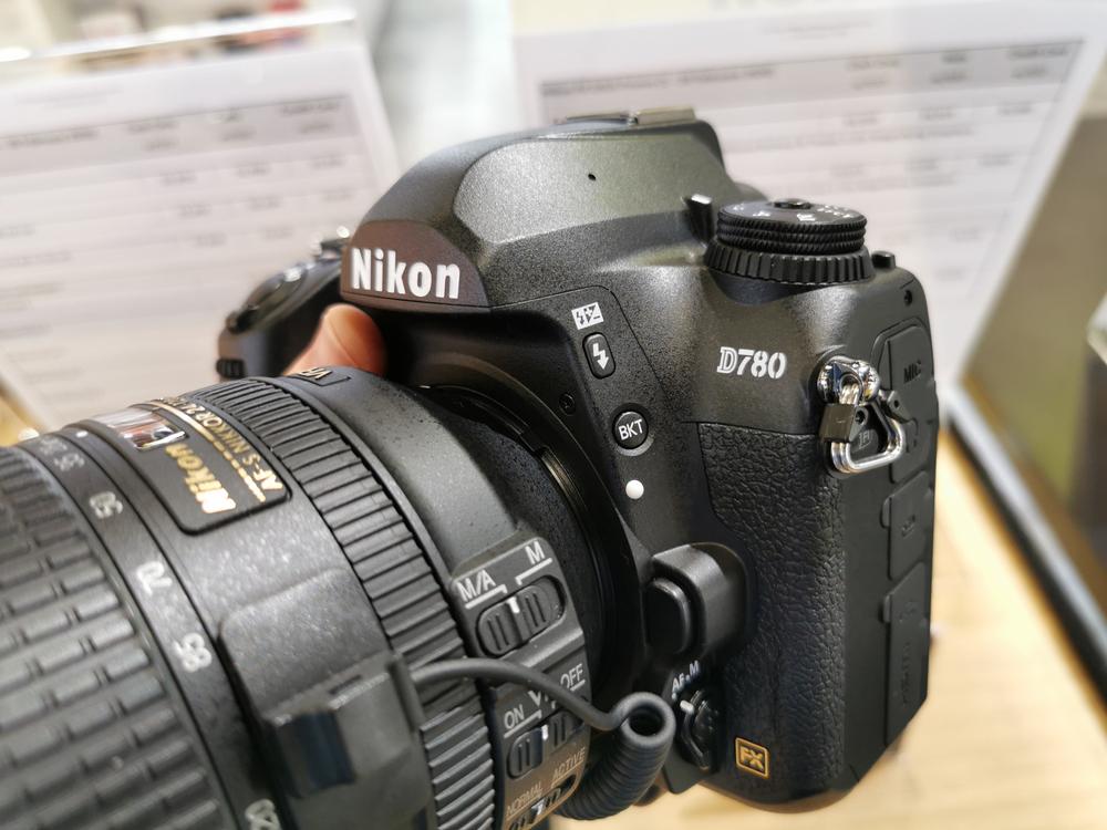 foto nikon d780 2020