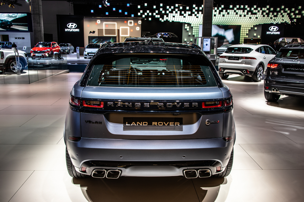 Range Rover Velar SVAutobiography Dynamic Edition 2020 foto