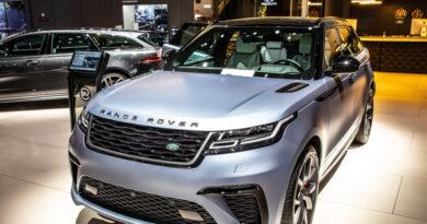 Range Rover Velar SVAutobiography Dynamic Edition 2020