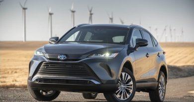 foto Toyota Venza 2021