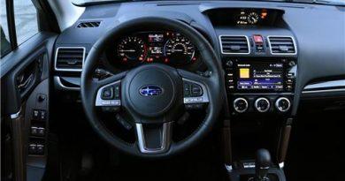 Subaru Forester 2.0XT Touring