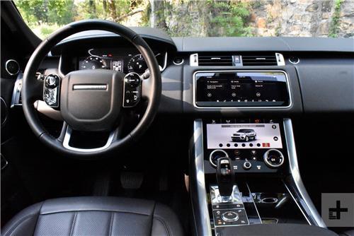 Land Rover Range Rover Sport V6 SC HSE
