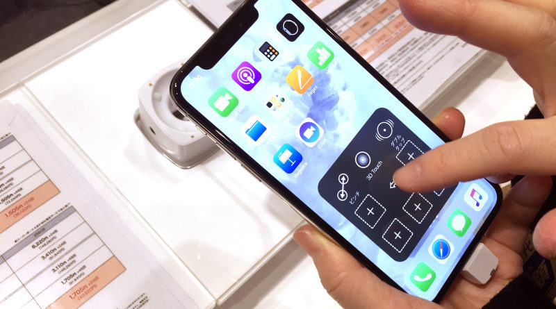 foto Apple iPhone x