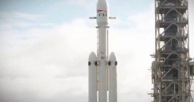 foto Falcon Heavy