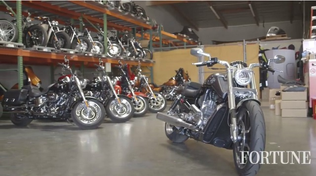 foto Harley-Davidson
